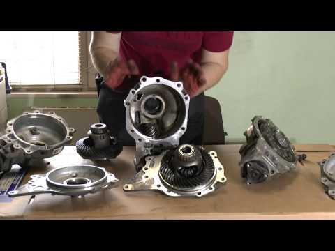 Причины поломок передних редукторов БМВ Е70, E71, F15, F16