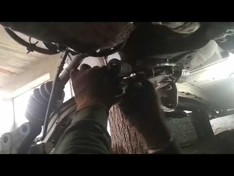 Nissan Maxima A 32 реставрация шорових опоры и своими руками сайлентблоки