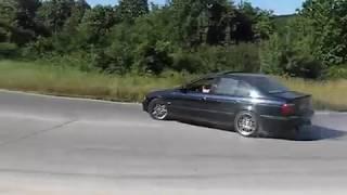 getlinkyoutube.com-BMW e39 m5 eisenmann exhaust sound 22.06.2011.wmv