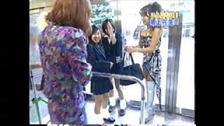 getlinkyoutube.com-制服着たまま逆上がりする女子高生 パンツが