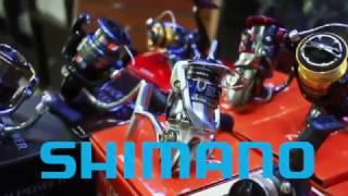 getlinkyoutube.com-เทคนิค วิธีการเลือกซื้อรอกตีเหยื่อปลอม Shimano Part 1 ( Spining Reel )