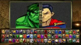 getlinkyoutube.com-DC vs Marvel: Universe SP