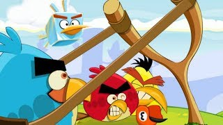 getlinkyoutube.com-Angry Birds Online Games - Episode Punisher Angry Birds Levels 1-34 - Rovio Games