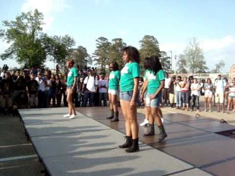NSU Yard Show Presents: Alpha Kappa Alpha Sorority Inc