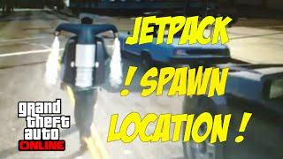 getlinkyoutube.com-GTA 5 - Jetpack Spawn Location Bestätigt!! - Geheimer Ort - Jetpack In Codes Gefunden
