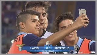 getlinkyoutube.com-Paulo Dybala vs Lazio (Away) 27/08/2016   Spanish/English Commentary   HD
