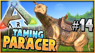 getlinkyoutube.com-ARK: Survival Evolved | TAMING HIGH LEVEL PARACERATHERIUM | S2 Ep 14 | (Taming A Paracer)