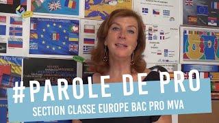 Une Classe Europe au Garac