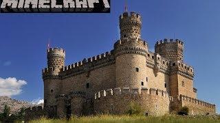 getlinkyoutube.com-Castillo medieval en 7 minutos!!! Minecraft