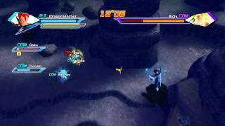 getlinkyoutube.com-DRAGON BALL XENOVERSE: Im the Prince of a Saiyans Z-Soul