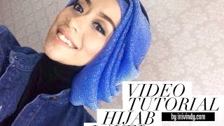 getlinkyoutube.com-Tutorial Hijab Layer Bahasa Jawa