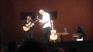 getlinkyoutube.com-Waltzing Matilda - Tommy Emmanuel and Gabriella Quevedo (LIVE)