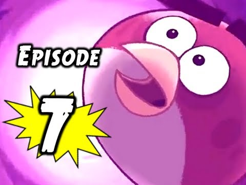 Angry Birds Space | Ep. 7 | Introducing Ice Bird! (HD)