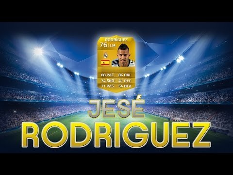 FUT14 | Player Review | UP Jese Rodriguez (MG : 76) ! [FR]