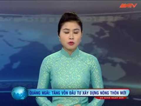 An ninh ngày mới 13/01  ANTV   Truyền hình công an nhân dân