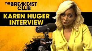 Karen Huger On Fake Friends, Her Growth On 'Real Housewives of Potomac', Wig Malfunctions + More width=
