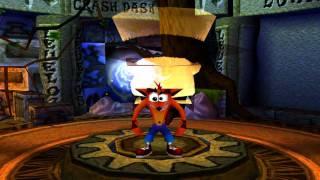 Crash Bandicoot 2: Creepy Cortex Glitch