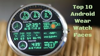 Top 10 Android Wear Watch Faces (2)