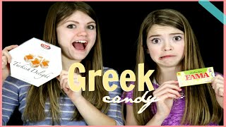 getlinkyoutube.com-Americans Try Greek Candy!