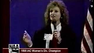 Shannon Mays, AARE, 1995 International Auctioneer Champion
