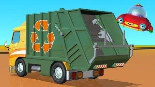 getlinkyoutube.com-Jucărie TuTiTu | TuTiTu Camion de gunoi