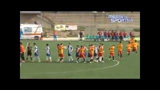 Città di Sant'Agata-Messana 6-1 (Promozione 25^ giornata)