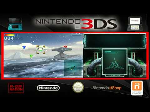 StarFox 64 3DS: Enter StarWolf at Fichina Gameplay Showcase