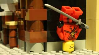 getlinkyoutube.com-Lego Ninja Fight Full HD