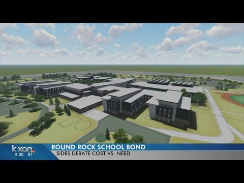 Round Rock ISD voters deciding future of massive bond proposal