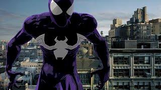 getlinkyoutube.com-The Amazing Spiderman 2 (PC) Black Suit / Symbiote Spider Mod Review!