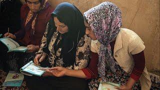 getlinkyoutube.com-Empowerment of Kurdish Women of Tavakkolan Village / چگونه زنان روستای توکلان توانمند شدند.