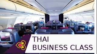 [Trip report] Thai Airways Business Class | A330 | PVG-BKK