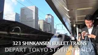 Japanese Cleaners Clean Bullet Trains Within 7 minutes, Its  A Miracle