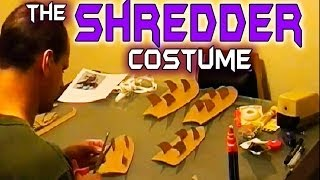 "getlinkyoutube.com-Making ""The Shredder"" Costume"