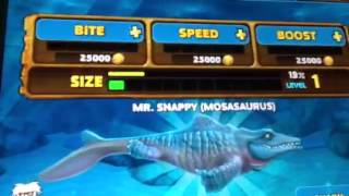 How to get unlimited coins and gems in hungry shark evolution