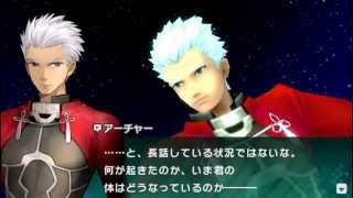 getlinkyoutube.com-Fate/Extra CCC Archer登場