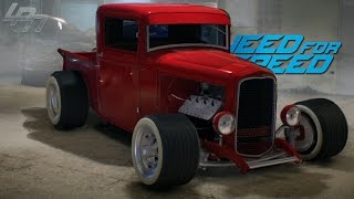 NEED FOR SPEED (2015) - 1932' FORD HOTROD CUSTOMIZATION/TUNING GAMEPLAY