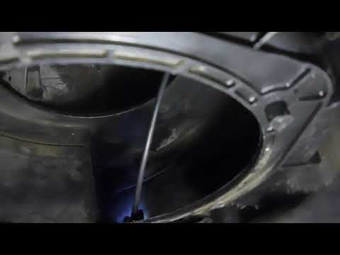 A/C Evaporator cleaning without removal (W-body Pontiac Grand Prix)