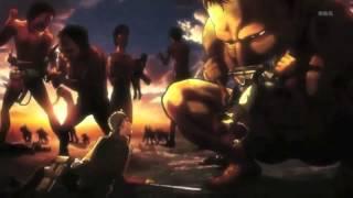 getlinkyoutube.com-Attack on Titan Season 2 Trailer - Fan Made