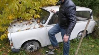 Trabant 601 Universal complete restoration