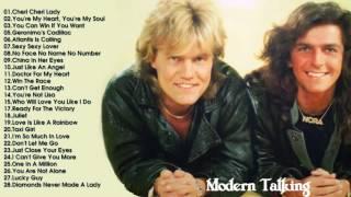 Best Of Modern Talking ||  Modern Talking Greatest Hits Hd