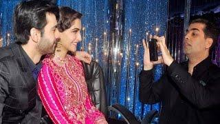 getlinkyoutube.com-Fawad Khan Considers Mentor Karan Johar's Advice, REJECTS Sonam Kapoor's Offer | Bollywood Gossip