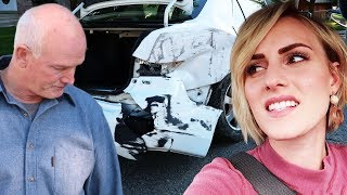 Car Crash - Happy To Be Alive | Ellie And Jared width=