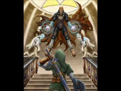 The Legend of Zelda (Cronologia) parte 1