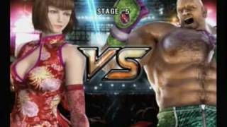 getlinkyoutube.com-Tekken 5 - Anna
