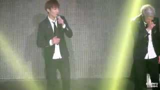 getlinkyoutube.com-[HD fancam] 140329 방탄소년단 - dance battle @ MUSTER Fanmeet