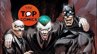 Los mejores cómics: Endgame La muerte de Batman