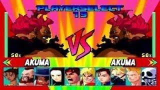 getlinkyoutube.com-Street Fighter EX Plus Arcade Online
