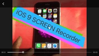 getlinkyoutube.com-How to record your iphone screen running ios 9.1 & below on any ios