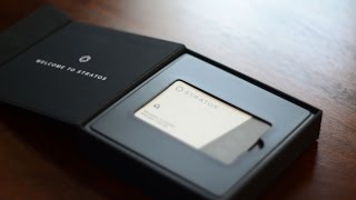 Stratos Card - All in one smart credit card - [Review]